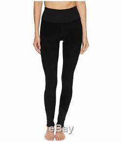 ALO Black High Waist Lounge Leggings Women's Size Medium 10116