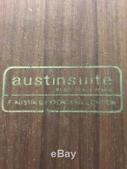 Austinsuite Fitted Wardrobe 1960s Retro Mid Century Modern Heals Vintage