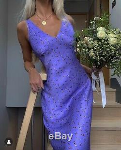 BNWT Rat And Boa Violeta Dress XS (fits UK 8)