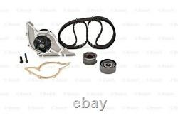 BOSCH Timing Cam Belt Kit + Water Pump Fits Audi A4 8D A6 B5 2.6-2.8L 1992-2001