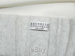BRUNELLO CUCINELLI Silk Maxi Dress Embellished M To fit UK12