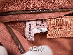 BRUNELLO CUCINELLI skinny fit ladies jeans authentic Size 38 IT / 2 US NWT