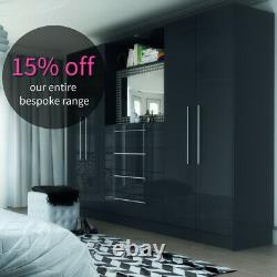 Bespoke Bedrooms And Fitted Wardrobes Affordable Price New