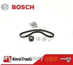 Brand New Belt Kit + Water Pump 1987946941 Bosch I
