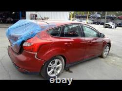 Console Front Floor Consolette Full Length Fits 12-14 FOCUS 1185900
