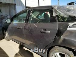 Console Front Floor Consolette Full Length Fits 12-14 FOCUS 2239274