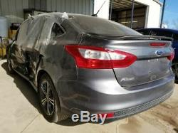 Console Front Floor Consolette Full Length Fits 12-14 FOCUS 2285663