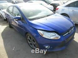 Console Front Floor Consolette Full Length Fits 12-14 FOCUS 2350072