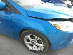 Console Front Floor Consolette Full Length Fits 12-14 FOCUS 2350271