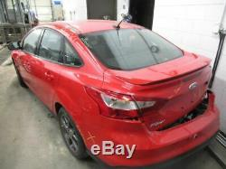Console Front Floor Consolette Full Length Fits 12-14 FOCUS 2350356