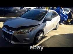 Console Front Floor Consolette Full Length Thru 07/22/12 Fits 12 FOCUS 1170979
