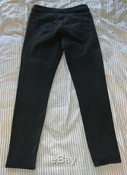 Dior Black Jeans, SS18, Sz FR36/US4, Shortened To Fit Petite, $890