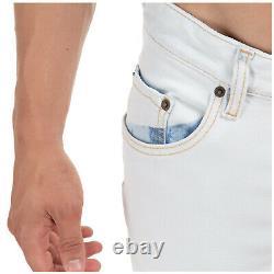 Dsquared2 jeans men skater S74LB0795S30663470 Light blue pants denims slim fit