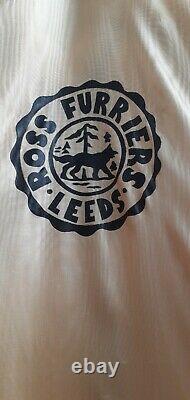 EMBA The American Mink Full Length Coat Ross furriers LTD Leeds fit 12
