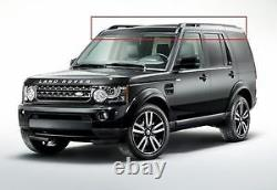 Evolved Full Length Roof Rail Kit (Silver Finish) fits Land Rover Discovery 3&4