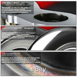 Fit 77-78 Dodge B/D-Series 6.6L 7.2L V8 Pair Long Tube Exhaust Manifold Header