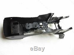 Ford Focus Floor Consolette Full Length Black Trim EW Fits 12-14 Focus