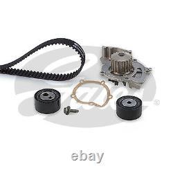Gates Timing Belt + Water Pump Kit Fits Relay Boxer 2.2 HDI KP15590XS