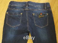 Gucci Womens Jeans Straight Leg Size 30 Fit W28 L34
