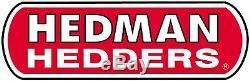 Hedman Hedders 88390 Standard Duty Uncoated Headers Fits 79-93 Capri Mustang