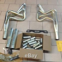 Hooker 2375 Race Tunable Adjustable Full Length Tube Headers fits SBC Chevelle