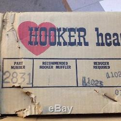 Hooker 2831 Full Length Tube Header fits early S10 S15 4 Cylinder 2.0L 2.5L