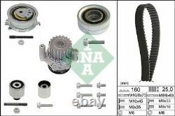 INA 530055032 Timing Belt Water Pump Kit Fits Audi Seat Skoda VW