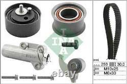 INA Timing Belt Set 530017910 Fits AUDI