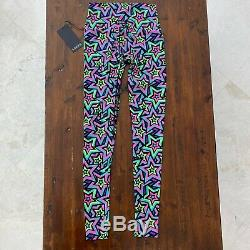 K Deer NWT Star Leggings Full Length Size Medium POP Star