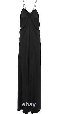 Kalita Gigi Silk Maxi Dress Small