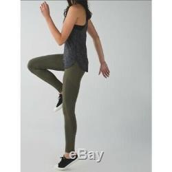 Lululemon All the Right Places Pant Fatigue Green Womens Size 2 Full Length