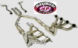 Maximizer HP Stainless Full Length Header fits 2008-10 Pontiac G8 GT 6.0L