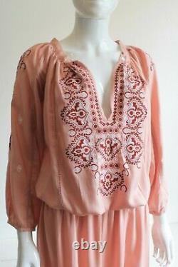 Melissa Odabash Sienna Beach/Summer Dress Long Length Sized L Fit Uk 10-14 NWT's