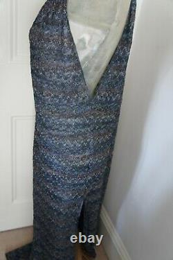 Missoni Mare long Beach dress sz 38 Will Fit UK 10/12 BNWT