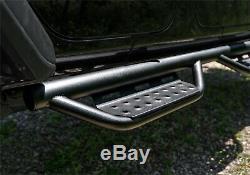 N-Fab 518416612 Full Length Nerf Step RS Bar Fits 18-20 Wrangler (JL)