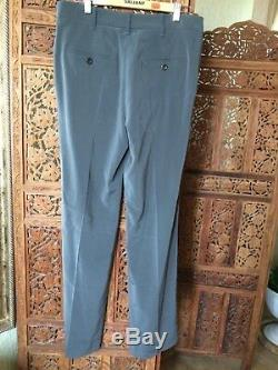 NWT BRUNELLO CUCINELLI Silk Pants/ Full Length/ Loose Fit/ 42 IT