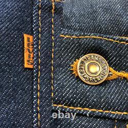 NWT Deadstock VTG Levis 505 Orange Tab Straight Leg Regular Fit USA 42x36 42 x34