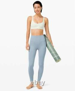 NWT Lululemon Align Pant Size 4 Chambray Nulu 28 RARE