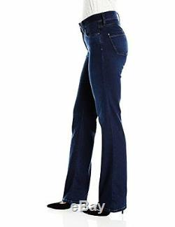 NYDJ Womens Collection Barbara Bootcut Jeans in Future Fit Denim