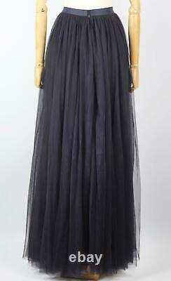 Needle And Thread Tulle Maxi Skirt Uk 6