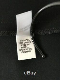 Nwt $ 395 St. John Caviar Black Jennifer Fit Pocket Dress Pants Sz 10