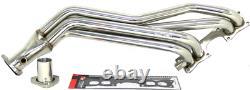 OBX Full Length Header Fits For 86 87 88 89 Nissan Pick-Up D21 Hardbody Z24 NAPZ