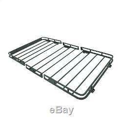 Paramount Automotive 51-0687 Full Length Roof Rack Fits 07-18 Wrangler (JK)