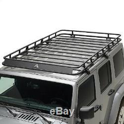 Paramount Automotive 51-0687 Full Length Roof Rack Fits Wrangler Wrangler (JK)