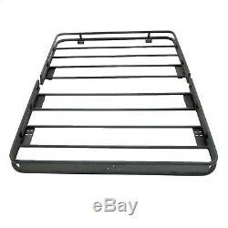 Paramount Automotive 51-0688 Full Length Roof Rack Fits 07-18 Wrangler (JK)