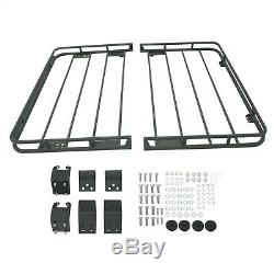 Paramount Automotive 51-0688 Full Length Roof Rack Fits Wrangler Wrangler (JK)