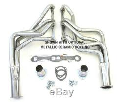 Patriot Exhaust H8047 Full Length Headers Kit Fits SBC Chevy A/B/F/X-Body