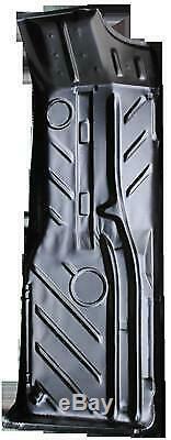 Right Hand Floor Pan Full Length 2Door/4Door Rabbit Mk1 Fits Golf 75-84