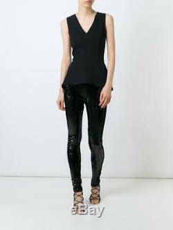STUNNING Isabel Marant Ladies skinny fit Sequin leggings UK8 US4 EU36 SMALL