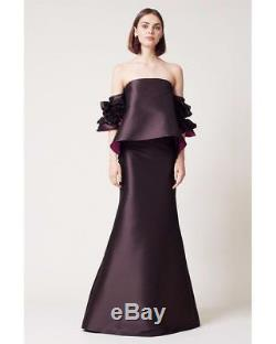 Sachin + Babi Brown Wells Fit Full Length Maxi Skirt Sz XS/S NWT $750.00